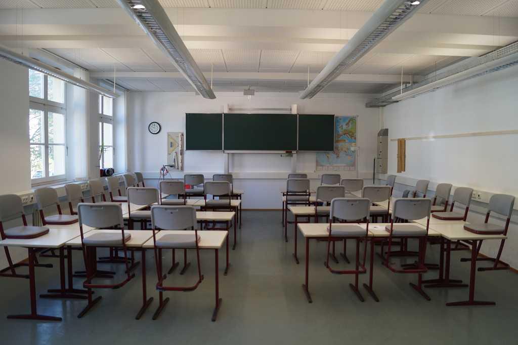 Klassenzimmer Campus