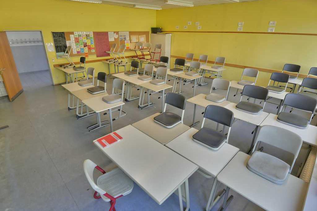 Klassenzimmer Neubau