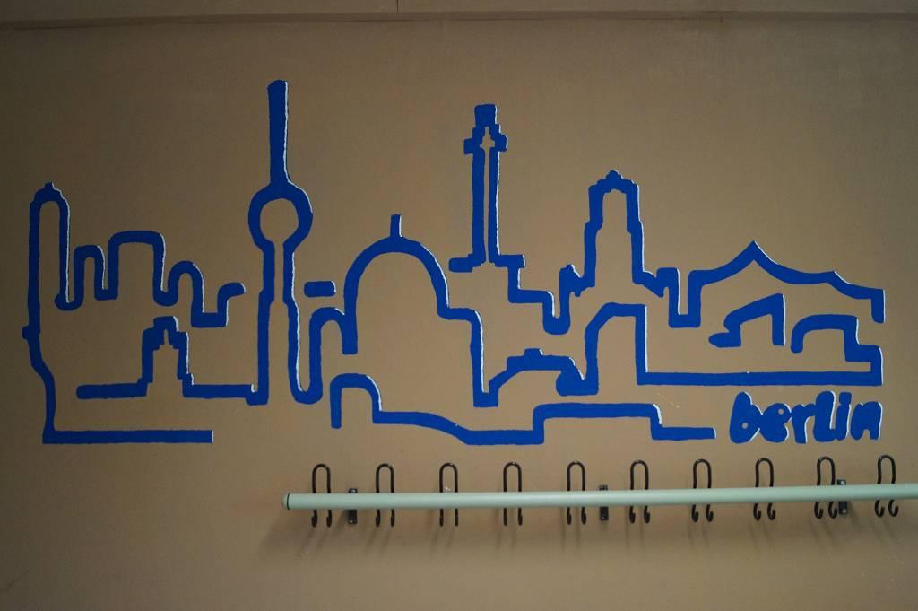 Kunst im Klassenzimmer 1