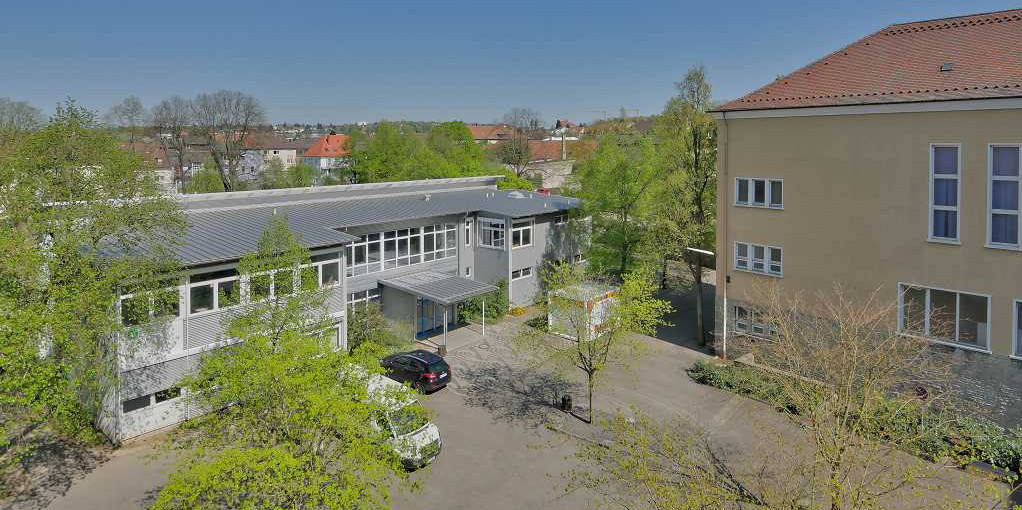 Ansicht Moltkestraße