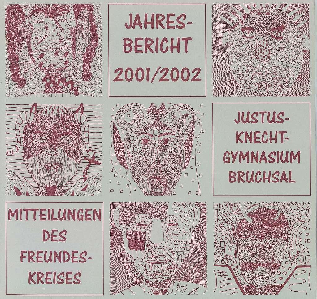 Jahresbericht 2001/02