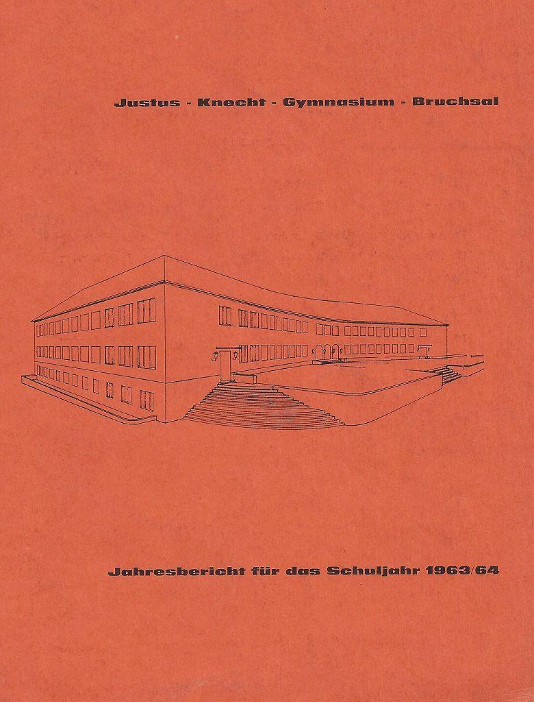 Jahresbericht 1963/64