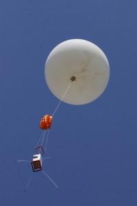 Stratosphärenballon 2015