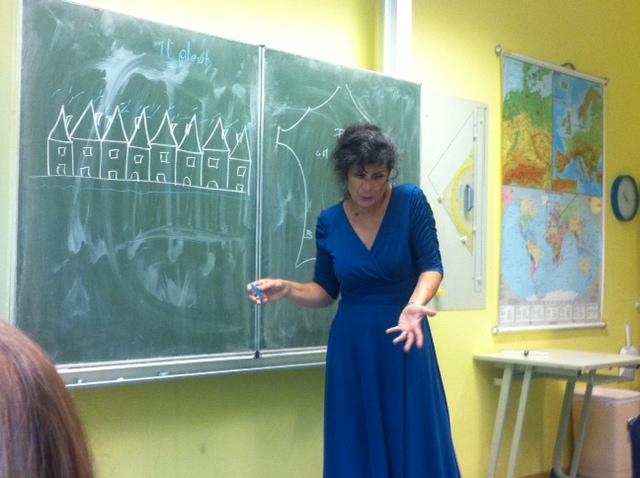 Frz-Geschichtenerzählerin