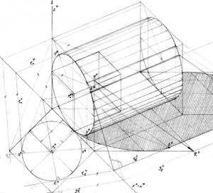 Konstruktionsskizze