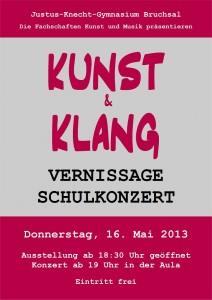 Plakat S&V 2013