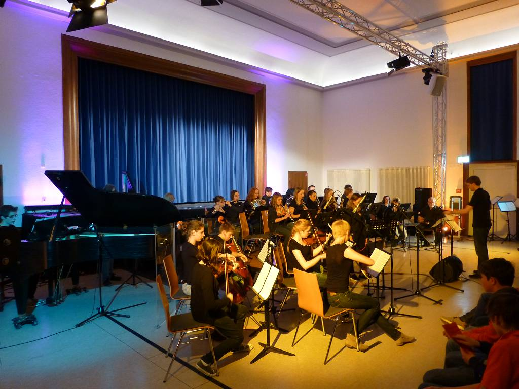 Schulkonzert & Vernissage 2013 (2)