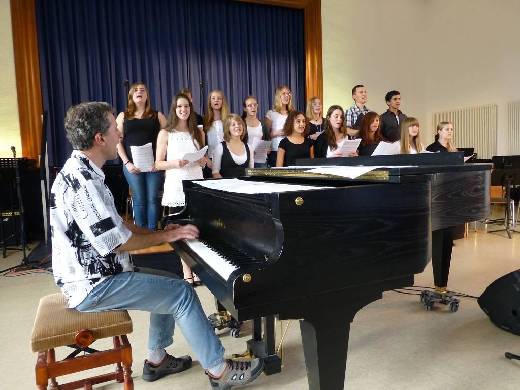 Schulkonzert & Vernissage 2013 (3)