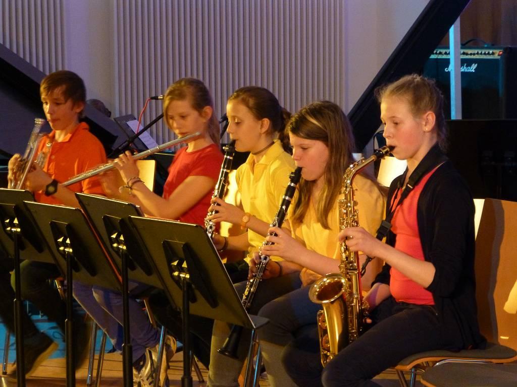 Schulkonzert & Vernissage 2013 (4)