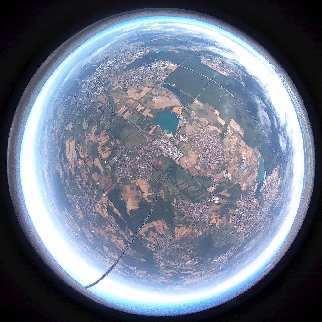 Stratosphärenballon-2