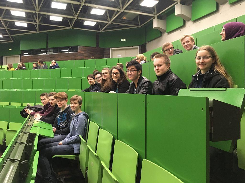 Tag der Mathematik - Karlsruhe 2017 (1)