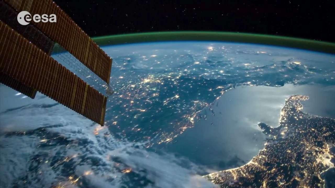 Erde von der ISS