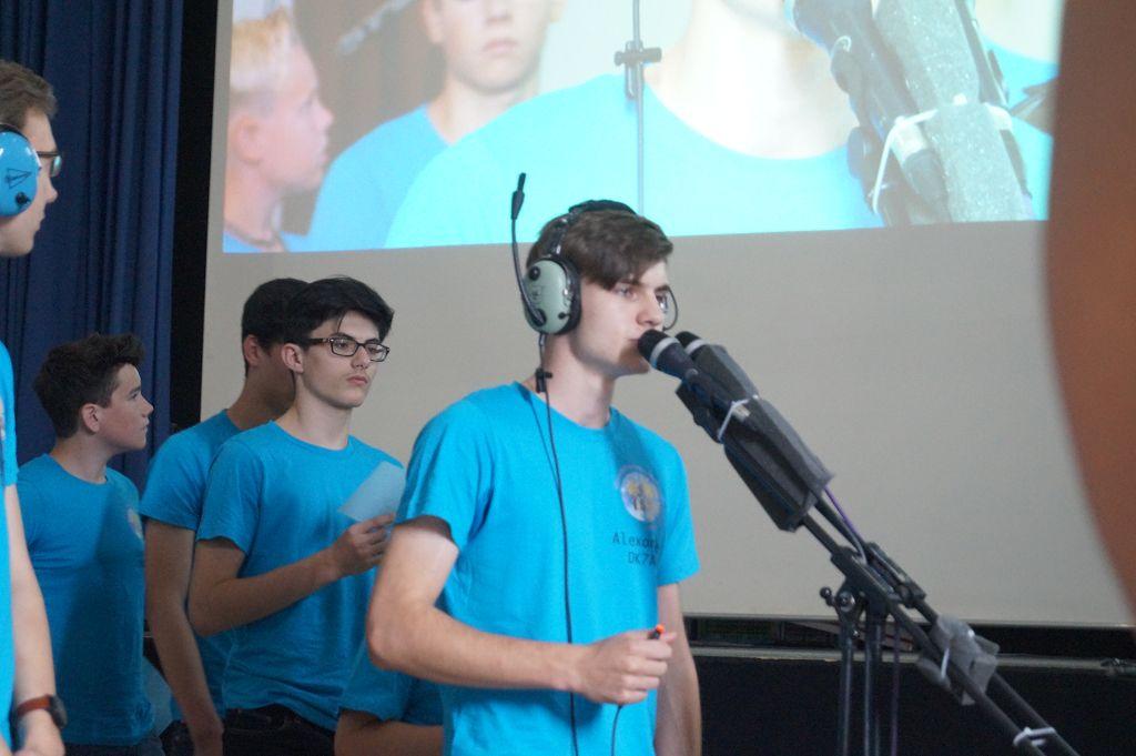 Funkkontakt ISS 2016 - 1