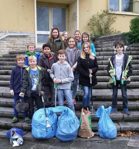 Müllsammelaktion 2016 (1)