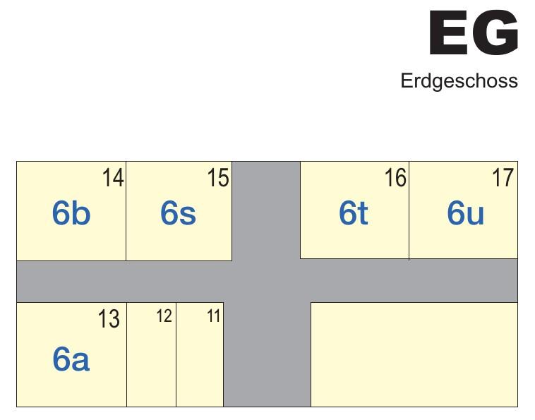 Gebäudeplan Neubau EG