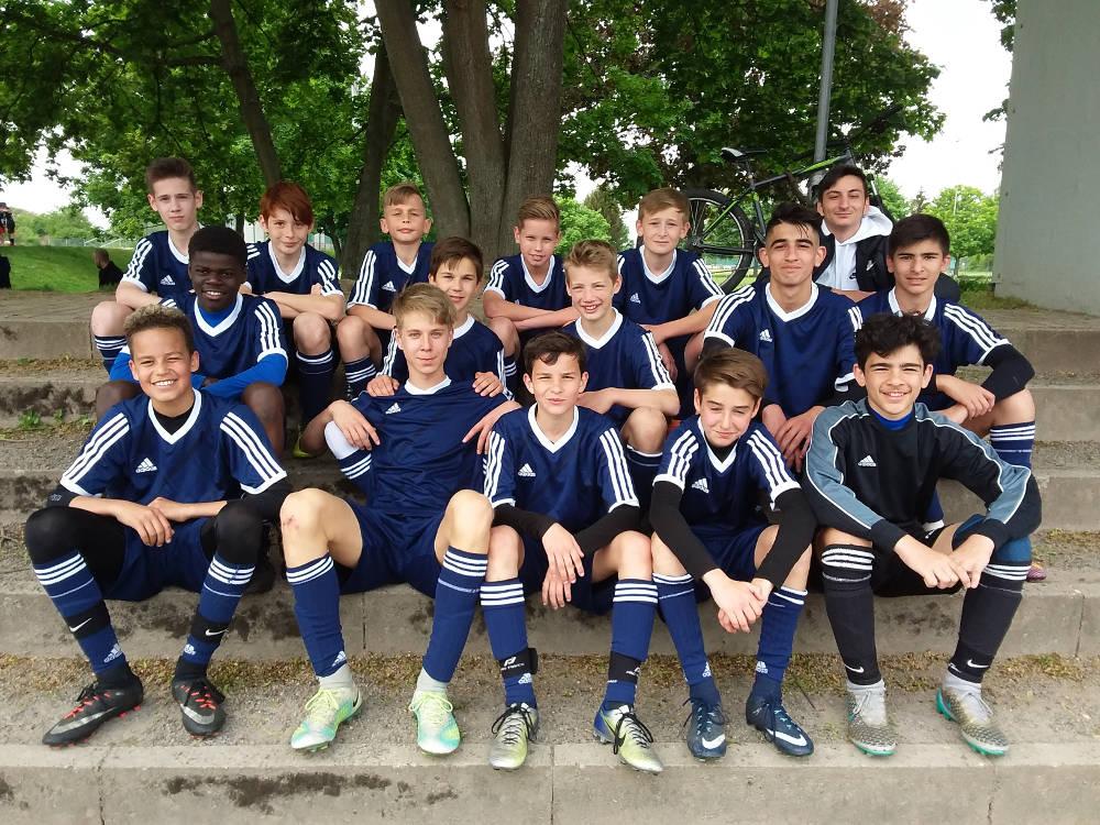 Jugend trainiert für Olympia 2018 Fußball