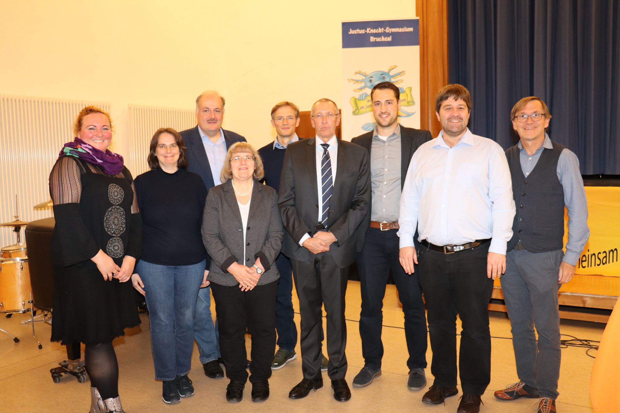 Erweiterter Vorstand PhV Nordbaden
