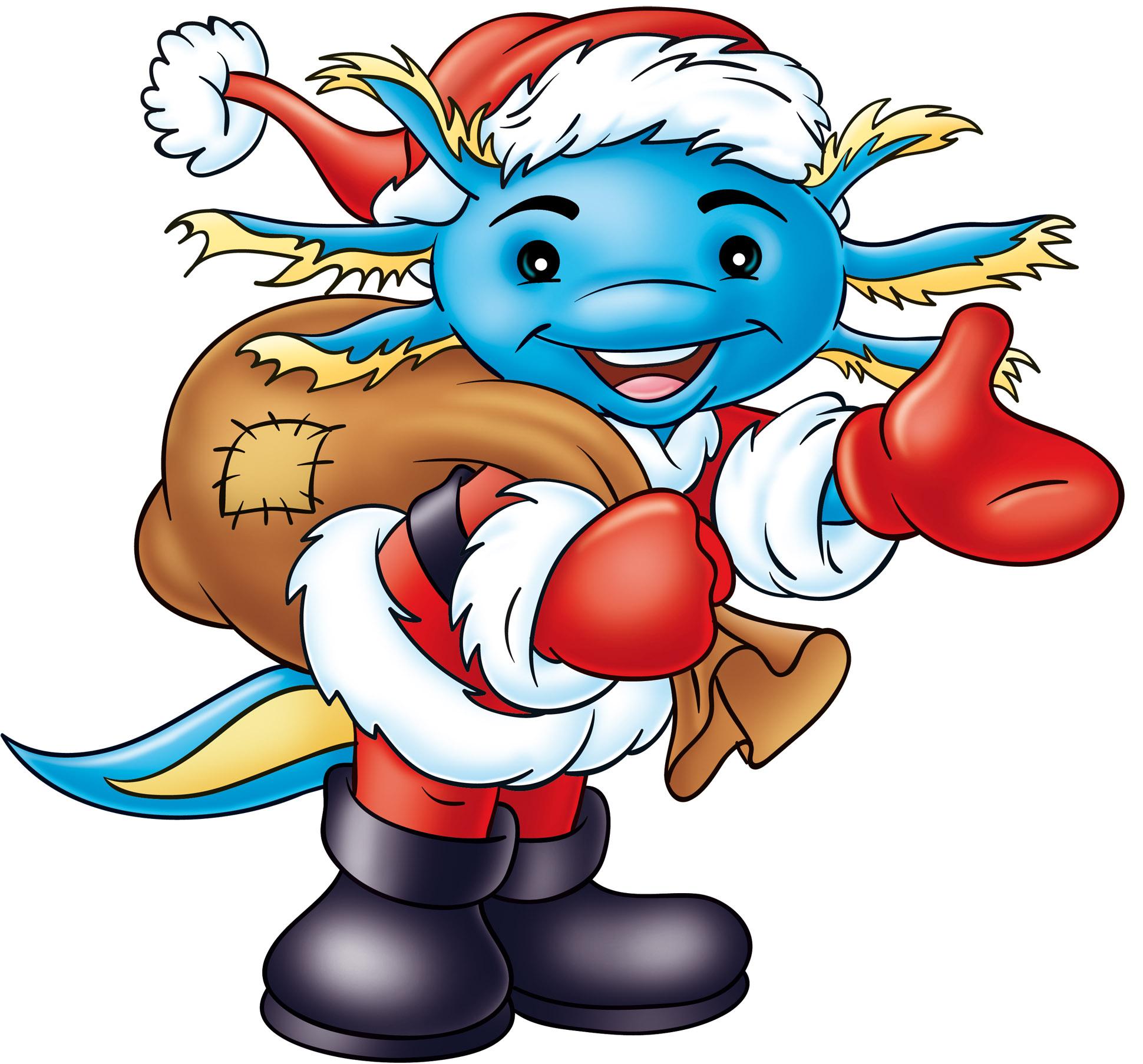 Weihnachts-Justi