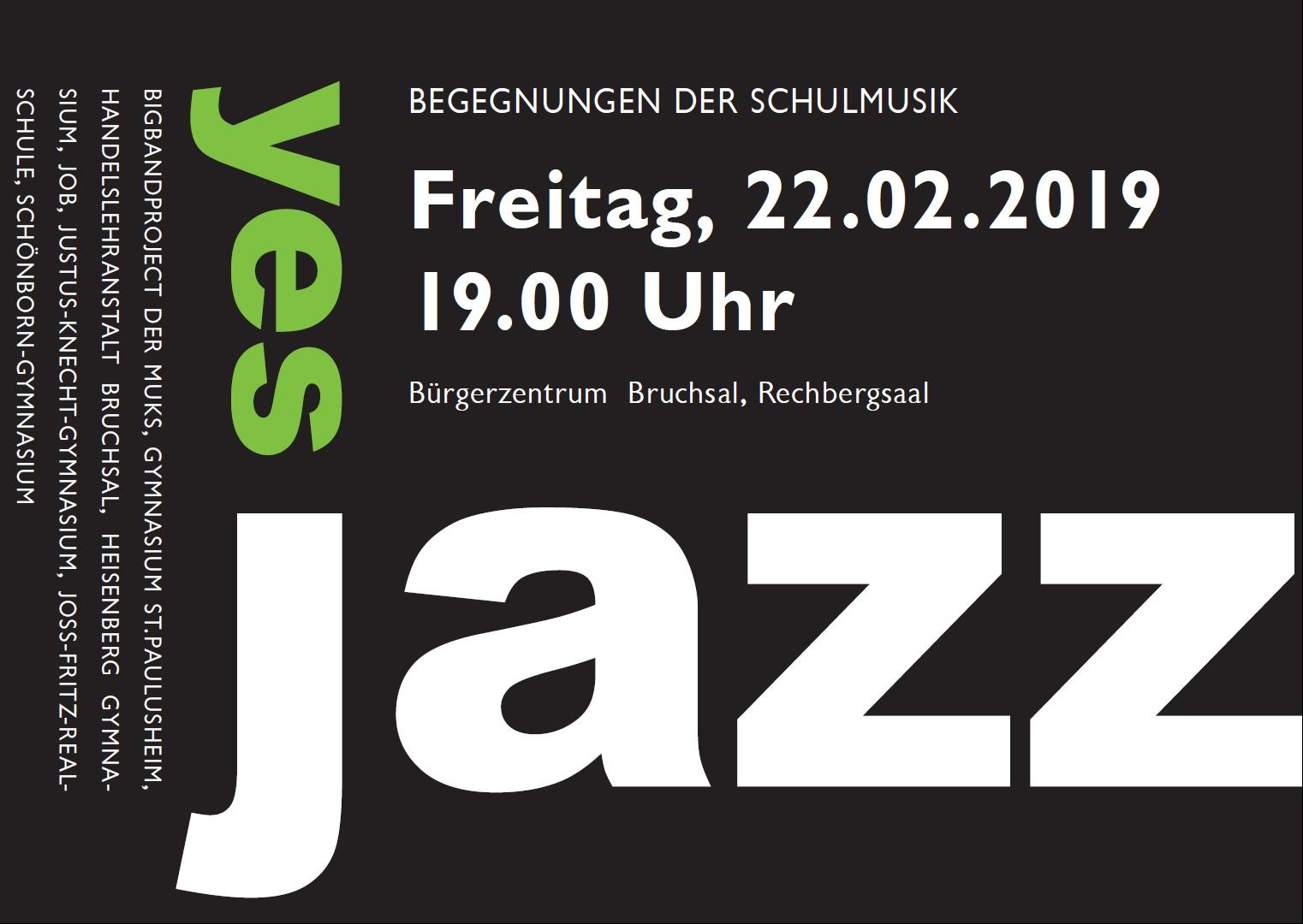 Yes Jazz 2019