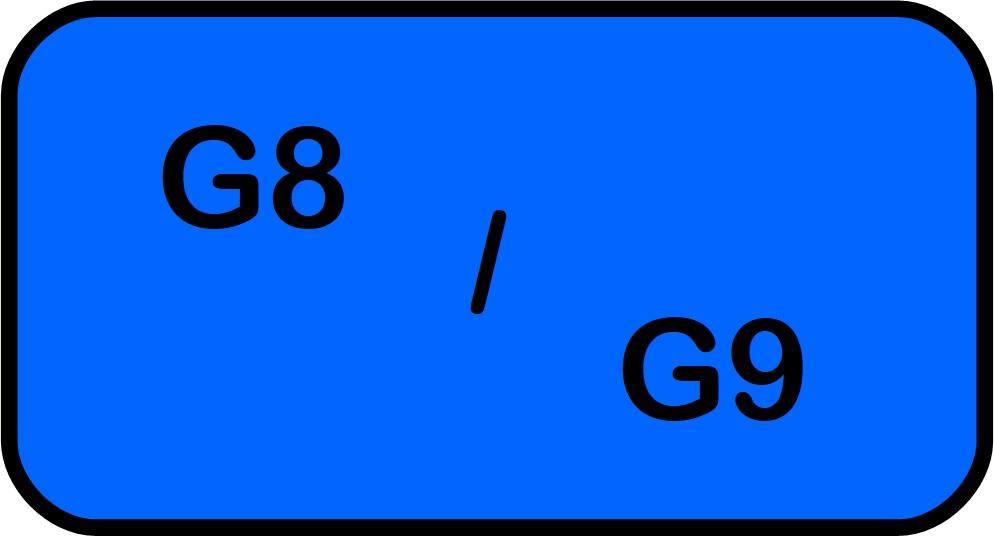 G8 G9